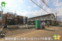 〇新築分譲住宅〇坂戸市浅羽野1丁目 1号棟  2,690万円