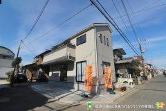 〇新築分譲住宅〇鶴ヶ島市脚折町3丁目 2,350万円