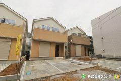 〇新築分譲住宅〇坂戸市仲町 2号棟 2,680万円