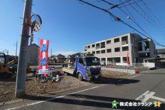 〇売地〇坂戸市浅羽野3丁目 B画地 1,080万円