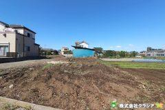 〇売地〇川越市小堤 1,400万円