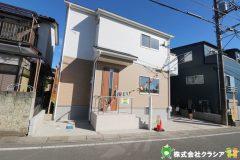 〇新築分譲住宅〇鶴ヶ島市下新田第12 1880万円