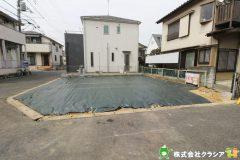〇売地〇川越市鯨井新田 1,180万円