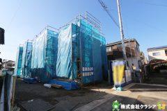 〇新築分譲住宅〇鶴ヶ島市中新田第3 1号棟2,380万円