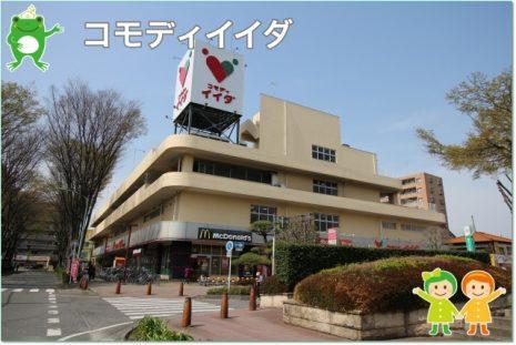 コモディイイダ(450m)