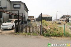〇売地〇坂戸市浅羽野3丁目 680万円