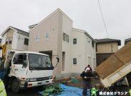 〇新築分譲住宅〇坂戸市塚越 2,780万円