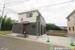 〇新築分譲住宅〇坂戸市片柳 B号棟2,290万円