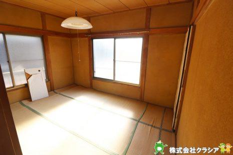 2階約5帖の和室です。畳は部屋の湿度を自然に調整して快適な空間にしてくれますよ(2021年1月撮影)