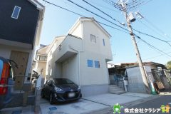 〇新築分譲住宅〇鶴ヶ島市五味ヶ谷R2-1 1号棟2,580万円