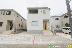 〇新築分譲住宅〇坂戸市泉町第6 5号棟 2,630万円