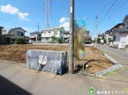 〇売地〇川越市小堤5期 3区画1,680万円