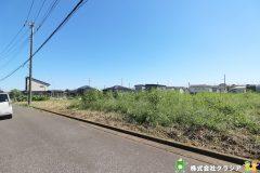 〇売地〇川越小堤 2区画1,130万円